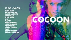 #housemusic Cocoon Tipic at Formentera 2017 artists revealed: Welcome to the 6th season. We scratch our heads. How can it be 6 already? And…