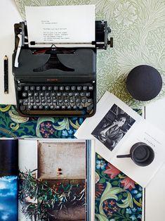 Amo máquinas de escrever!