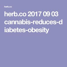 herb.co 2017 09 03 cannabis-reduces-diabetes-obesity