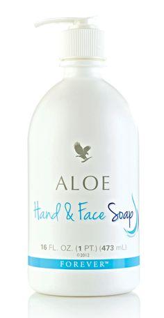 Aloe Hand & Face Soap.Aloesowe Mydło w Płynie. Naturalny skład czystego miąższu aloesowego jest jakby stworzony do tego, aby działać jednocześnie....