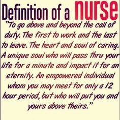 Gives me motivation in Nursing School!
