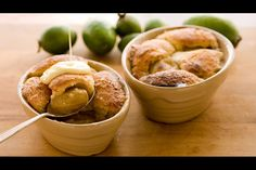 Feijoa and cardamom cobbler recipe, Viva – The cobbler originates from America. - Feijoa and cardamom cobbler recipe, Viva – The cobbler originates from America – the fruit fill - Fruit Recipes, Sweet Recipes, Dessert Recipes, Cooking Recipes, Desserts, Guava Recipes, Apple Recipes, Guava Cake, Pineapple Guava