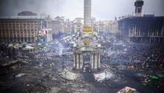 Dopo l'accordo siglato ieri, è stata liberata la #Tymoshenko, simbolo della rivolta. Intanto è scomparso il presidente #Yanukovych. Di Marco Romano