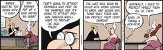 Sadie is so right...Rudy Park Comic Strip on GoComics.com