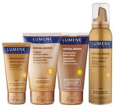 Syvennä rusketusta ja pidennä sen kestoa pitkälle syksyyn itseruskettavilla Natural Bronze -tuotteilla. Tasaisimman lopputuloksen saat, kun kuorit ihon ennen itseruskettavan käyttöä Arctic Spa Vartalokuorinnalla. Body Lotion, Mousse, Shampoo, Personal Care, Cream, Bottle, Face, Creme Caramel, Self Care