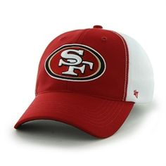 '47 Brand Relax Fitted San Francisco 49ers Hat