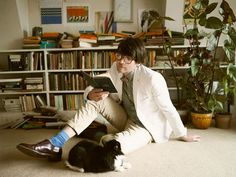 Life in pics: Campaigns: Aubin & Wills Spring 2012 with Irina Lazareanu & Alex James