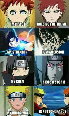 Naruto a little off topic
