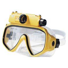 Waterproof HD camera 5 megapixel designed by Lapara. 15 meters water resistant. http://zocko.it/LDYBS
