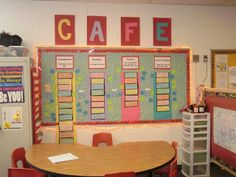 TONS of Daily 5/CAFE printables, pictures, videos, ideas, etc! Excellent resource