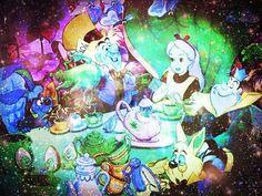 Tumblr Trippy Alice in Acidoand | alice in wonderland - alice-in-wonderland Fan Art