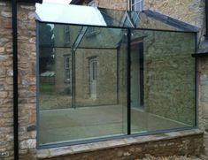 structural and bolted glass solutions from HansenThermoSpan