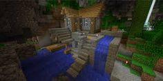 Bildergebnis für minecraft fishing hut