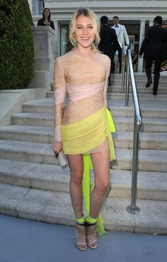 nude into neon...there has to be an occasion that I could wear this...