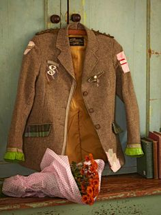 How to customise a jacket, from Sarah Moore - Sewing for women - Craft - allaboutyou.com