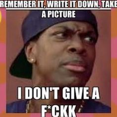 LOL (Chris Rock From The Movie FRIDAY) epic fail that is Chris tucker