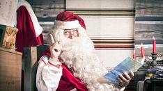 Christmas House Santa: meet the Official Santa Claus of the Arctic Circle in… Santa Claus Village, Santa's Village, Santa Claus Photos, Meet Santa, Lapland Finland, Night Nurse, Arctic Circle, Father Christmas, Nurse Humor
