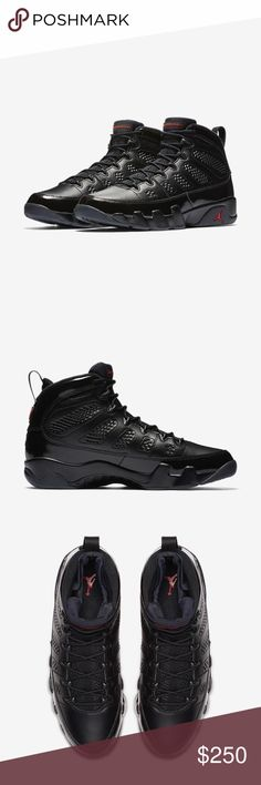 DEADSTOCK Air Jordan 9 Retro  <div class=