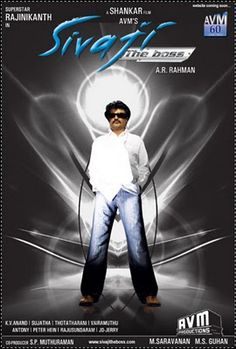 Sivaji is a 2007 Indian Tamil action thriller film directed by Shankar and produced by AVM Productions. The film was also dubbed in Hindi. Ultimately enjoying success, it was released worldwide. The film was later converted into 3D. It also became the first Indian film to use Dolby Atmos surround sound technology. After earning INR26 crore for his role in Sivaji, he became the highest paid actor in Asia after Jackie Chan.