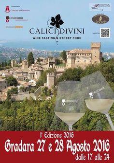 Fanoinforma - Calici diVini organizza due serate di degustazione vini per le vie di Gradara.