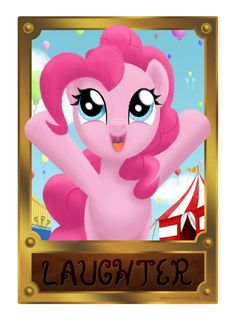 Pinkie Pie - Element of Laughter