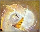 Image detail for -goddesses the paintings of susan seddon boulet 1993 calendar