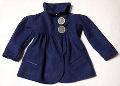 Wool Coat Tutorial!