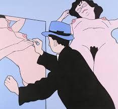 Image result for john wesley artist
