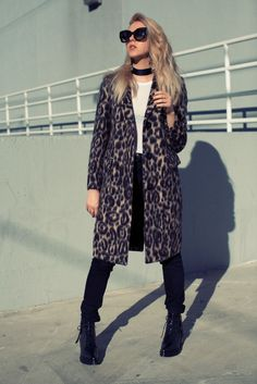 Outfit Goals: The Effortlessly Chic Cool Girl | Peace Love Shea