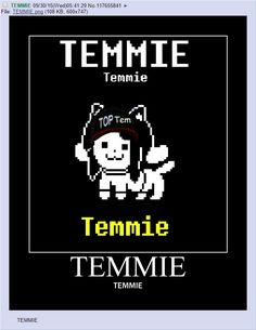 TEMMIE