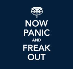 Freak out love the upside down crown
