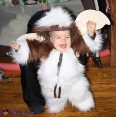 36 Cutest Homemade Halloween Costumes for Babies