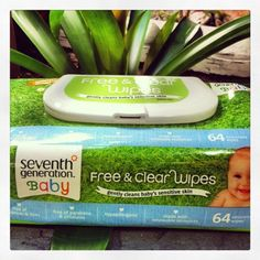 Thicker. Softer. Free & Clear Baby Wipes, just for your little one.