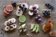 Så er der kommet styr på opskrifterne + lækkert alternativ til smørrebrød på den sunde måde