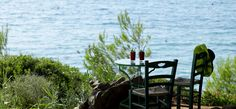 White Rocks Hotel & Bungalows - Platis Yialos - Kefalonia- Greece | Restaurants & Bars