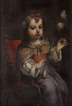 Escola Portuguesa do Séc.XVII/XVIII( Seguidor de Josefa de Óbidos)