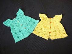 Meu Mundo Craft: Vestido para bebê