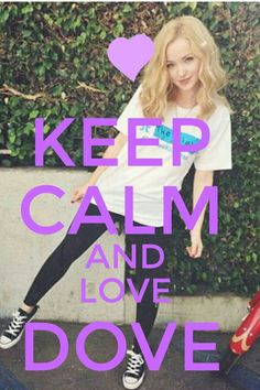 ♥ Keep Calm And Love Dove ♥