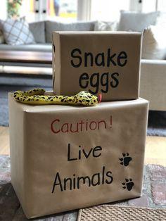 Jungle Theme Birthday, Safari Theme Party, Wild One Birthday Party, Jungle Party, 4th Birthday Parties, Birthday Party Decorations, 5th Birthday, Snake Party, Jungle Decorations