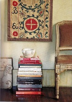 This is a great idea for my books.  style court: Library Thing II