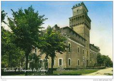 Pavia - CASTELLO DI CHIGNOLO PO - XR03465