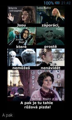 OMG 😂😂😂😂😂😂 tak to mě dostalo 😂😂😂😂 Harry Potter Jokes, Harry Potter Pictures, Some Jokes, Harry Potter Wallpaper, Medical Humor, Funny Moments, Hogwarts, Funny Pictures, Draco Malfoy