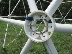 Geodesic Shelter Dome Kit for Sale - by Zip Tie Domes
