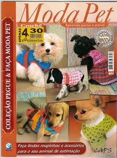 Artesanato com amor...by Lu Guimarães: Revista Pets V