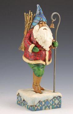 Danish Santa Christmas Traveler