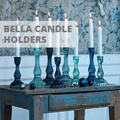 What a way to start Spring-ifying your home decor! Check out the coveted BELLA candle holders as well as quality candles in vibrant colours. Start your online shopping engines!! Yahoo!!   http://www.twilightcollection.com/