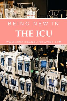 Being New in the Intensive Care Unit (ICU) - Some Advice - Lipstick & Lifesaving - New to ICU as a new grad, or experienced RN Source by marissalabate Nursing Resume, Nursing Tips, Nursing Notes, Nicu Nursing, Nursing Articles, Icu Nurse Humor, Icu Rn, Charting For Nurses, Tops Diy