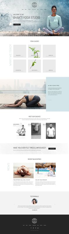 Bhanti - WordPress Theme
