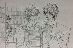 yukarikoume : il y a des jaloux dans le coin XD