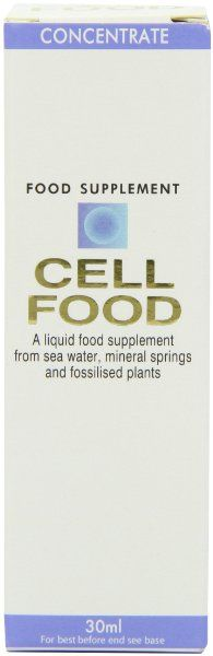 Cellfood Liquid Concentrate, 1-Ounce Bottle:Amazon:Health & Personal Care